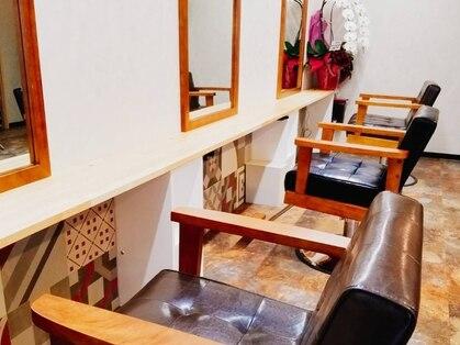 ミラクル 美容室(miracle)の写真