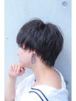 ナトゥーラ 豊田駅前店(Natura)Natura豊田駅前店 レザーショート by深見