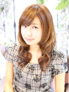 ヘアーデザイン リント(hair design Rinto)マイナス5歳若く見えて小顔で綺麗なオトナ女子ヘアスタイル