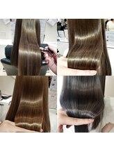 ヘアケアに感動♪【話題の美髪チャージ<サイエンスアクア>や最高級髪質改善ヘアケア<Aujua>導入♪】