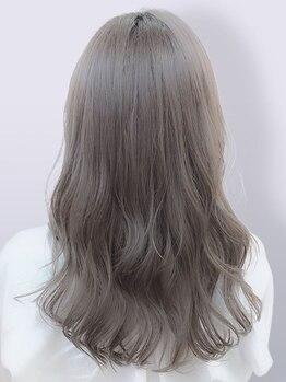 アッシュケイン(ash kein)の写真/雑誌・SNSで話題の【N.カラー】取扱いSalon★シアバターをはじめとする天然由来成分を配合しウル艶髪へ◎