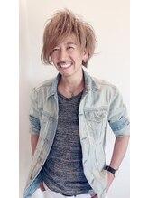 ヘアーラウンジアール(Hair Lounge R)上野 和幸
