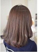 ヘアーデザイン キャンパス(hair design Campus)【イルミナRカラー】ミルキーラベンダー