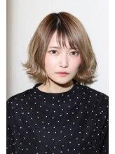 ヘアー デザイン ブーコ(HAIR DESIGN BUCO)外ハネボブ☆