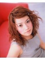 ヘアーリゾート ラヴィニール 新宿東口店(Hair Resort L´avenir)進化系ナチュラルウェーブ