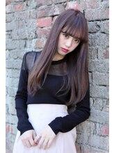 ベルベット(Velvet)ロングヘア―☆