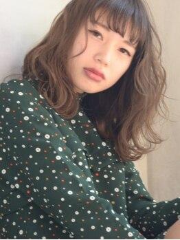 リムノン(LIMNON)の写真/【西鉄福岡駅徒歩1分】カラー、質感、イメージ等あなたの「なりたい」を汲み取り、トレンドヘアをご提案☆