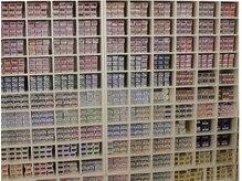 1000色以上のカラー剤から一人ひとりに合ったカラー提案をさせていただきます☆