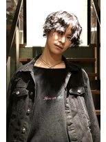 メンズヘアースパイス ユメサキ(Men's Hair SPICE -yumesaki-)ロックパーマ