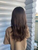 クレエ ヘアー デザイン(creer hair design)フォギーアッシュ