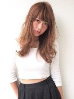 ヘアーメイク リアン 新田辺店(Hair Make REAN)ヘルシーセミロング