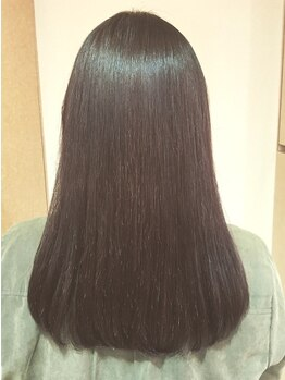 オーク(Hau-Cou)の写真/髪1本1本を包み込むようなケアを…。贅沢なシステムトリートメントをダメージに合わせて選べる☆