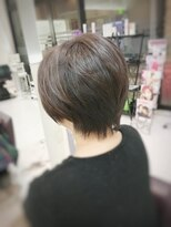 クール ヘアー ギャラリー 神明町店(COOL Hair gallery)大人ボリュームショート☆