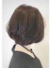 クール ヘアー ギャラリー 神明町店(COOL Hair gallery)大人ツヤボブ○