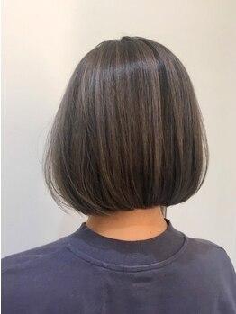 ベラヘアー(Bella Hair)の写真/【BellaHair】流行中のスタイルもお任せあれ★《今》を発信し続けるstylistがアナタだけのヘアを創造!