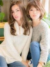 カバーヘア ブリス 上尾店(COVER HAIR bliss)*+COVER HAIR+*…女の子の☆¨ゆるふわ¨カールa