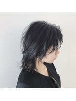 テラスヘア(TERRACE hair)マッシュウルフレイヤー
