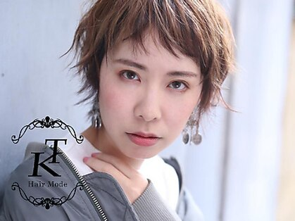 ヘアーモードケーティー 塚本店(Hair Mode KT)の写真