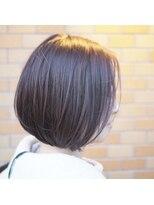 ノエル ヘアー アトリエ(Noele hair atelier)《Noele》愛されシンプルボブ☆
