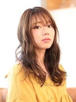 アース 浜松志都呂店(HAIR&MAKE EARTH)の写真/リーズナブルな価格だけど、高い技術力☆あなたに「似合う」スタイルがEARTHにある!