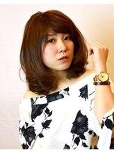 アンシー ヘア デザイン(an-cie hair design+)【NEW】おちついた大人の甘さを残したナチュ可愛スタイル