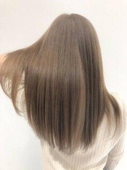 コーゾーギンザ 上野御徒町店(KOZO GINZA)の写真/銀座でも大人気!【髪質改善】一人ひとりの髪と向き合い、美髪ケアで髪本来の美しさに導きます◎