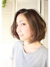 ヘアーデザイン ユーケー(Hair design Yu K)ゆるふあぼぶ