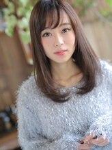 アグ ヘアー グラン 吹田店(Agu hair gran)☆流行りに左右されないキュートな王道フェミニンミディ☆