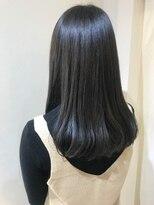 ヘアー フレイス メイク(Hair Frais Make)溢れるツヤ×ロブ【フレイス横浜】