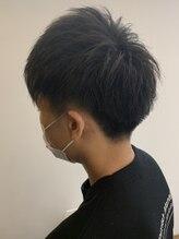 キャレ ヘアー(carre hair)ツーブロックスタイル
