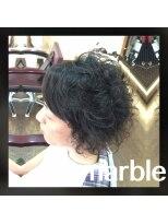 マーブル(marble)サーフパーマ