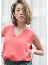 オリーブフォーヘアー(olive For hair)☆エフォートレスボブ☆【olive for hair】03-6914-0898
