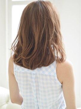 マックスビューティーギンザ(MAXBEAUTY GINZA) 《MAXBEAUTY☆後ろ姿が可愛いミディアムヘア》
