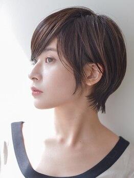 アトリエイトワ(atelier ittowa)の写真/「明るさはキープ、でも白髪カバーもしっかりしたい!」そんなワガママも◎ダメージレスに艶やかな潤う髪へ