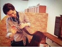 ヘアールーム(hair Room)の雰囲気(お客様1人1人に合わせた「最適なスタイル」をご提供!)