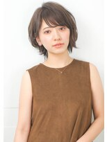 『rue京都』≪杉本大夢≫大人かわいい小顔☆エアリーショート