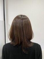 髪質改善ツヤロング
