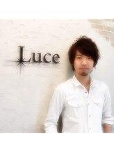 ヘアーアンドスパ ルーチェ(hair&spa Luce)戸本 雅敏