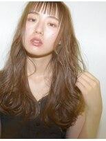 クリアーオブヘアー 栄南店(CLEAR of hair)【CLEAR】揺らめくロングヘアー