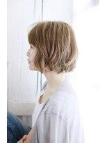シュシュット(chouchoute)小顔グラデーションカラーバターブランジュ美髪ダブルバング/084