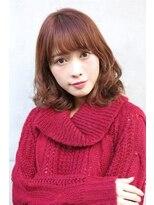 ヘアーメイク リアン 新田辺店(Hair Make REAN)◆REAN 京田辺/新田辺◆無造作小顔ミディ