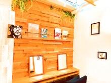 ソラ 高田馬場店(Sola)の雰囲気(♪内装に自信アリ!カフェ風のリラックススペース♪)