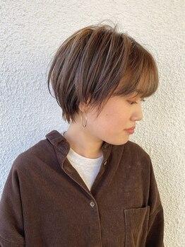 ページヘアー(PAGE HAIR)の写真/インナーカラー/ハイライト/ダブルカラー/etc..最旬デザインカラーは[PAGE HAIR]におまかせ♪