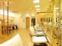 ヘアーモード ケーティー ピュール(Hair Mode KT Purl)の雰囲気(気軽に訪れる事ができるロッジ風のお店。)