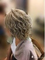 ヘアセットサロン アトリエ チャイ(Hair set salon atelier CHAI)全頭巻きおろし♪