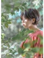 オゥルージュ(Au-rouge noma)【aurouge noma 柳瀬香里】小顔◎耳かけショートボブ