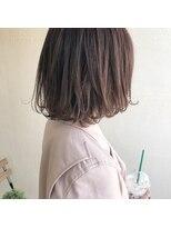 ビール 今泉店(BEER)【BEER 山崎雄太朗】お客様hair×透明感たっぷりbeige