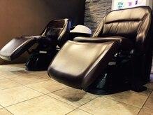 ネオヘアー 東向島店(NEO Hair)の雰囲気(ヘッドスパブースで癒しの空間も体験できます♪【東向島】)
