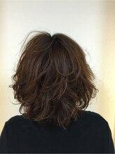 クラップス ヘアデザイン(CLapS hair design)ふんわり伸ばしかけマッシュ