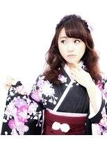卒業式シーズン☆お任せ袴&ヘアセット&メイク☆